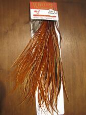 Fly Tying Whiting Pro Half Rooster Saddle Brown #B