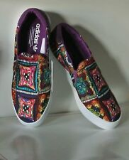 adidas Originals CourtVantage Slip On W Womens Casual Shoes Sneakers NEW S79966