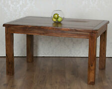Valencia Solid Sheesham Rosewood 1.35 Metre Dining Table, RRP £289!!
