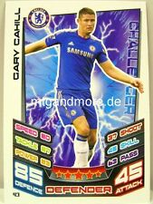 Match Attax 2012/13 Premier League - #043 Gary Cahill - Chelsea