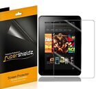 3 Pack Screen Protector Guard Shield for Amazon Kindle Fire HD 7
