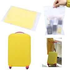Travel Luggage Protective Cover Case Suitcase Protector Dustproof Bag Washable