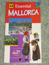 Essential Mallorca by Tony Kelly - AA Publishing (Paperback, 1998)