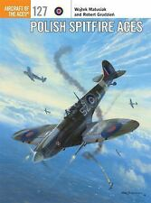 Polish Spitfire Aces Book~World War 2~Fighter Plane~NEW!