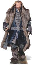 Thorin Oakenshield The Hobbit LIFESIZE CARDBOARD CUTOUT Standee Richard Armitage