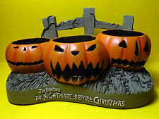 New The Nightmare Before Christmas Votive Candle Holder Jack-O-Lanterns Disney