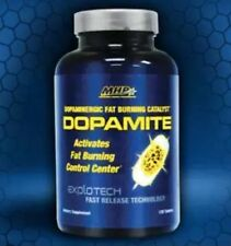 New MHP DOPAMITE 60 TABLETS Weight Management Burn Fat - Metabolism Activation