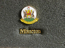 Moncton / New Brunswick Canada Pins