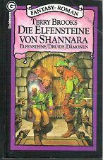 Brooks Elfensteine von Shannara Trilogie 1986