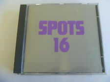 SPOTS INC DIETER REITH INTERSOUND RARE LIBRARY SOUNDS MUSIC CD