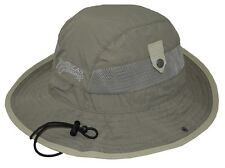American Outdoorsman Taslon UV Bucket Hat UPF 50+ Olive Green XLarge 60~62cm