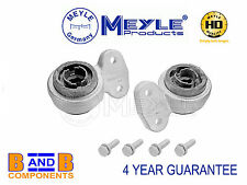 BMW E46 FRONT WISHBONE BUSH CONTROL ARM MEYLE HD C696