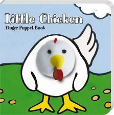 Little Chicken: Finger Puppet Book (Little Finger Puppet Board Books) ImageBook