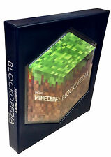 Minecraft Blockopedia Illustrated Book In Gift Box Perfect Block Guide Mojang