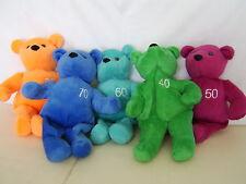 NUTRISYSTEM 40, 50, 60, 70, 80 LB perdita di peso conquista Curto giocattolo Bears
