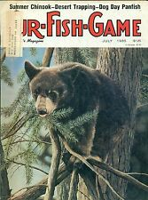 Fur-Fish-Game magazine--July 1985-----467