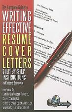Complete Guide to Writing Effective Resume Cover Letters: Step-by-Step-ExLibrary