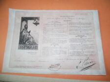1830.Association pour la défense de la religion catholique.Perreau