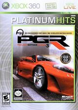 Project Gotham Racing 3 - Platinum Hits - XBOX 360