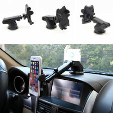360° Car Windscreen Dashboard Holder Sucker Base Mount For GPS PDA Mobile Phone