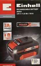 Einhell power x-change Batterie 18v 4.0ah Li-ion power Batterie Chargeable périphérique