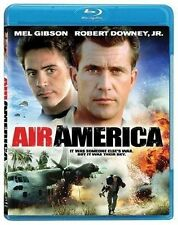 AIR AMERICA (Mel Gibson, Robert Downey Jr) -  Blu Ray - Sealed Region free