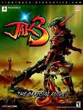 Jak 3 : Piggyback's The Official Guide, Piggyback Interactive Ltd., New Book