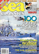 Sea Classics Dec.96 Pin-Up Girls Japan Manila Bay Clipper Ships USS Juneau Navy