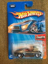 Hot Wheels 2004 1st. Editions Tooned 63 Corvette, Charcoal Silver