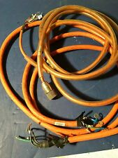 Baldor Motor Drive power and feedback cables WA00063B-10  WA00062B-10 9ft long