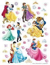Wandsticker Wandtattoo Sticker Disney Prinzessin Cinderella 65x85cm | DK 1774