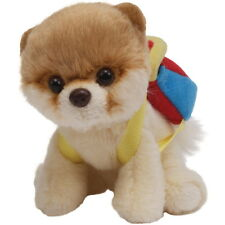 NEW OFFICIAL GUND Boo The World's Cutest Dog Backpack Itty Boo Plush 4044045
