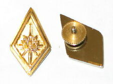 Battlestar Galactica Colonel Uniform Rank Pips/Pin Set of 2-FREE S&H (BGPI-23)