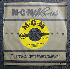 "7"" Hank Williams - Weary Blues From Waitin' - US MGM"