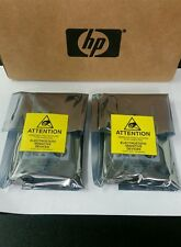 HP 652583-B21 653957-001 G8 G9 600-GB 6G 10K 2.5 SAS SC. 6 MONTHS WARRANTY!