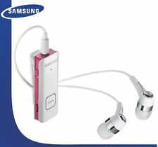 Samsung HS3000 White Bluetooth In-Ear Only Stereo Clip-on Headset Enjoy Music