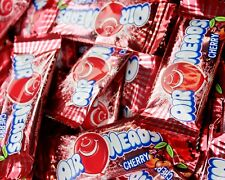 Airheads Cherry Miniature 1 Pound 40 Pieces Bulk Candy Buffet FREE SHIPPING