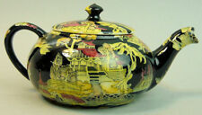 ROYAL WINTON ART DECO 'PEKIN' DESIGN POTTERY TEAPOT