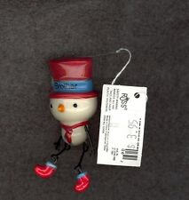 Snowman Christmas Tree Ornament by Russ-Decoration-Stocking Stuffer-BROTHER