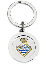 MARITIME WARFARE CENTRE KEY RING (METAL)