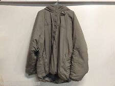 USGI US MILITARY GEN III EXTREME COLD WEATHER PARKA URBAN GRAY ECWCS XXL / REG