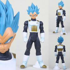 Japanese Anime DBZ Dragon Ball Z Super Saiyan Vegeta Figure Figurine 20cm No Box