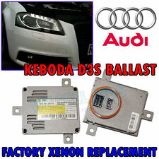 AUDI KEBODA REPLACEMENT FACTORY XENON BALLAST OEM D3S D3R  8K0.941.597.B 35W