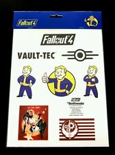 Fallout 4 A4 Sticker Sheet, new sealed.