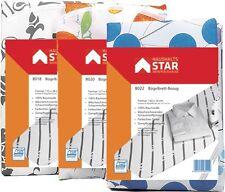STAR Housse planche à repasser 8022 repassage a Coton 130x51cm