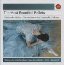 Tchaikovsky-The Most Beautiful spettacolo-CD