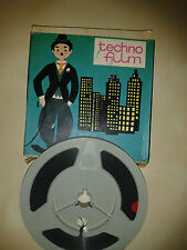 CHARLIE CHAPLIN - SUPER8 - TECHNO FILM