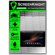 ScreenKnight Sony Xperia Z Tablet Front SCREEN PROTECTOR invisible shield