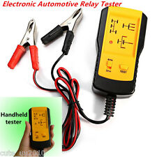 Automotive Relay Tester for 12V Car Auto Battery checker AE100 Universal Leader
