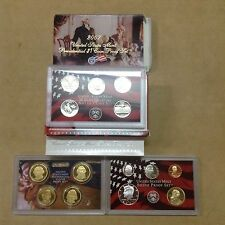 2007 US Silver Proof Set